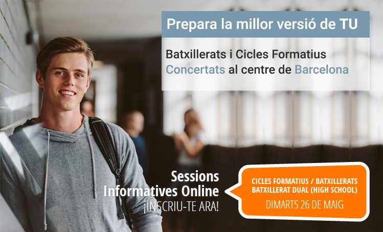 sessions informatives cicles formatius stucom barcelona
